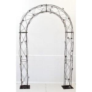 metal julie arch