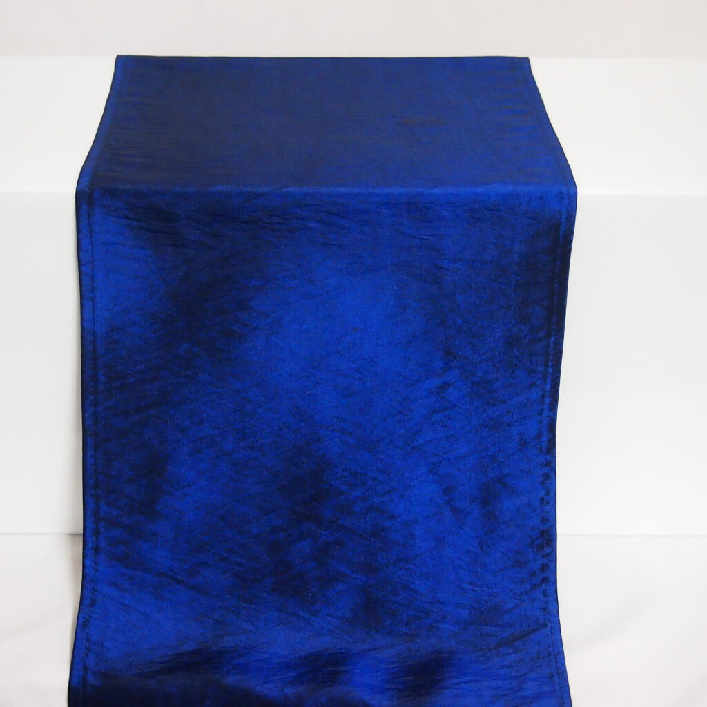 table Blue Covers  extra Table  Long  Runner Extra Decoration  long runner Hire Covers Navy