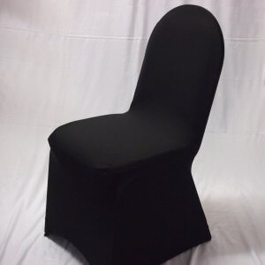 Black Chair Covers