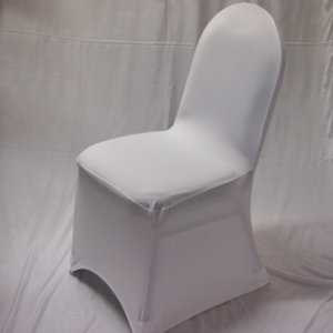 White chair cover for hire for weddings