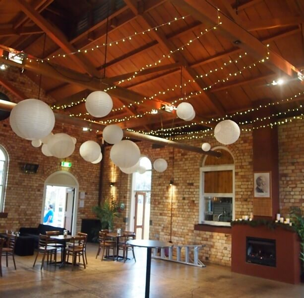 Covers Decoration Hire 10m Strings Lights - Covers Decoration Hire