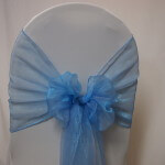 Baby Blue Sash