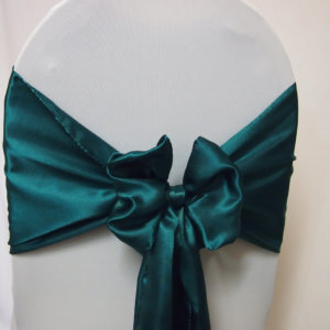 Satin Sashes