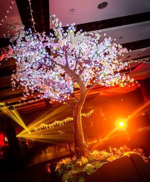 Cherry Blossom Tree Ball