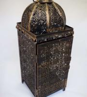 Gold Moroccan Lantern