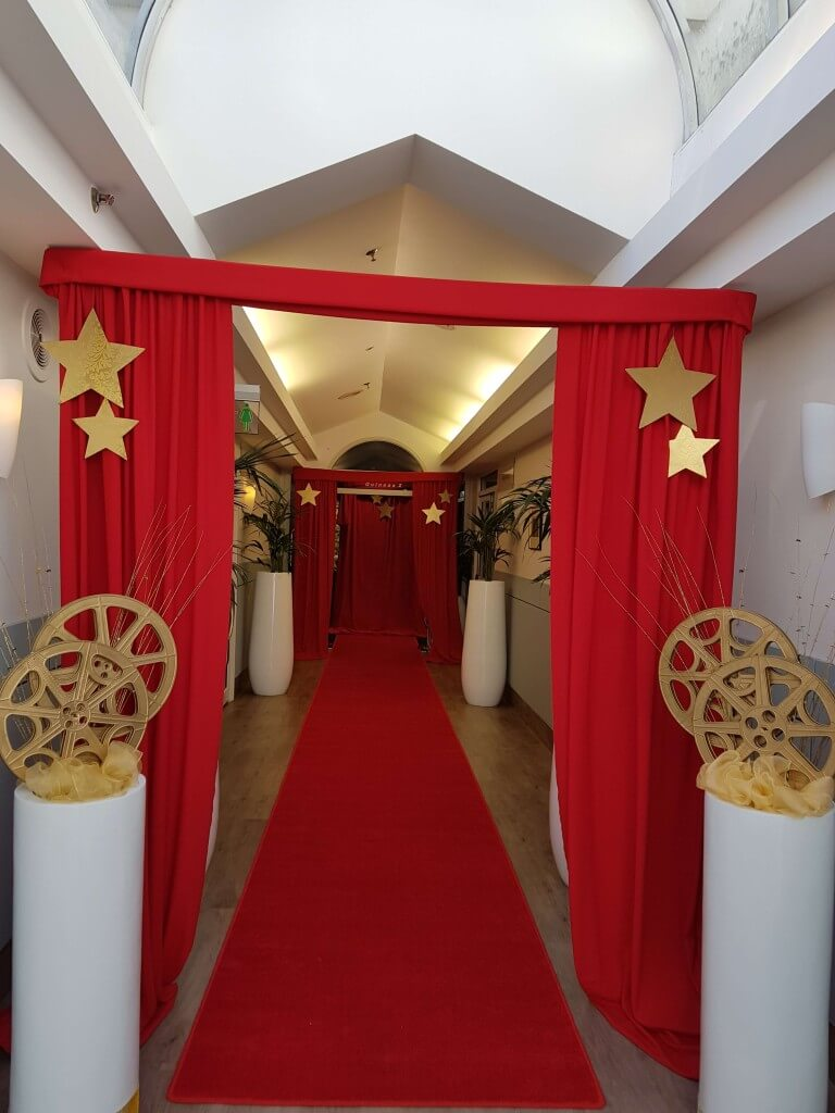Covers Decoration Hire Red Carpet Runner For Hire