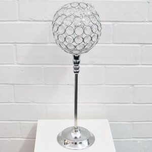 Crystal Ball Candlestick