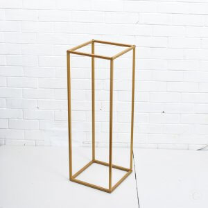 Gold Box Frame Centrepiece