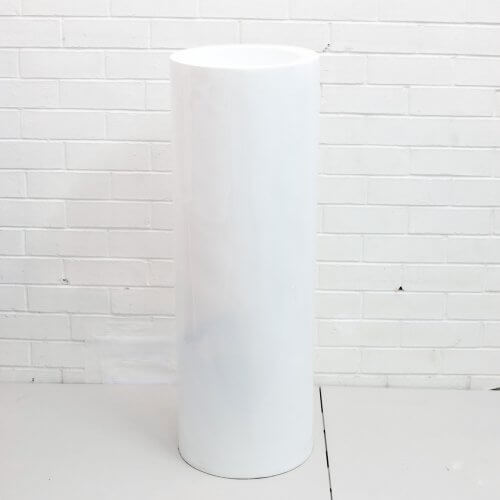 Round Pedestal High Gloss