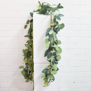 eucalyptus green garland