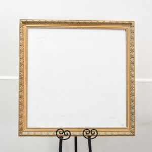 frame gold medium