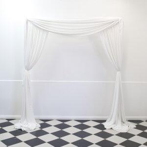 Cream-Romance-arch