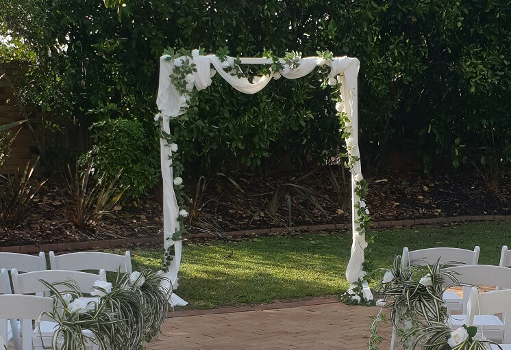 Wedding Arch Level 3 Ceremony