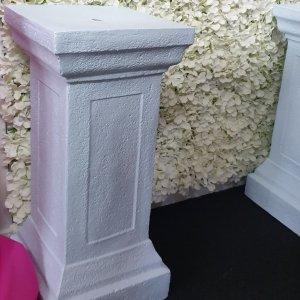Blue-Pedestal-plinth